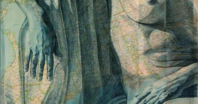 Exposition d'Olivier Bonnet : Géographie des formes