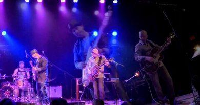 Le John Fuoco Band à la salle Jean-Despréz