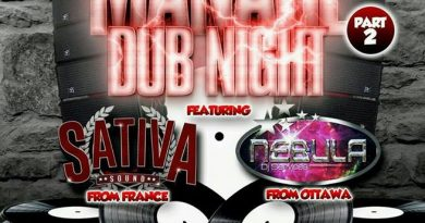 Ruff Cut Promotions presents How Dem Ago Manage Dub Night