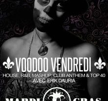 Vendredis Voodoo