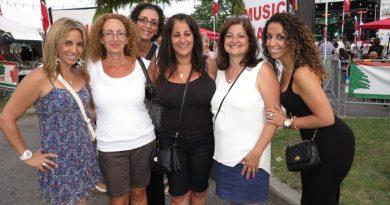 Photos du Festival Libanais à Ottawa