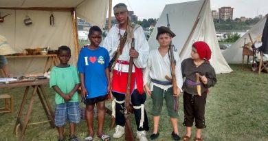 Photos souvenir du festival des cultures Molokaï