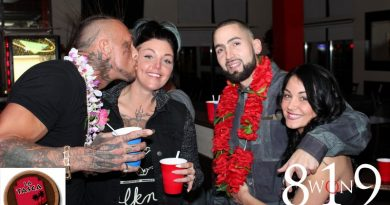 Hawaiian Party à la TASCA (14 NOV)