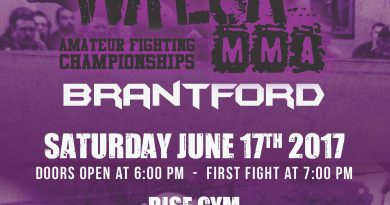WRECK MMA Amateur Fighting Championships