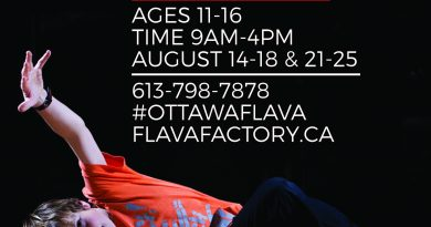 The Flava Factory Street Dance Intensive!