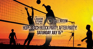 Hope Beach Block Party, After Party!