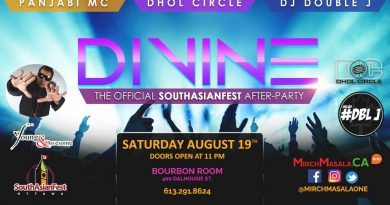 Divine the Official South Asian Fest after-party