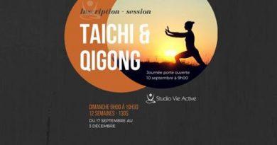 Taichi et Qigong – Journée porte ouverte