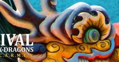 La 11e édition du Festival de bateaux-dragons du Centre CARMEN