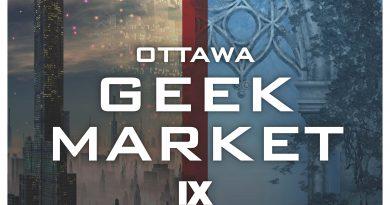 Ottawa Geek Market IX