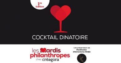 1re Édition – Les Mardis philanthropes de Créagora