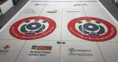 Les portes ouvertes du Club de Curling