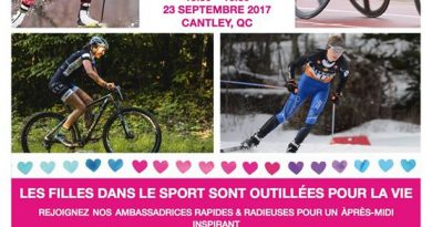 Fast and Female Champ Chat presented by Fuelling Women Champions in Cantley, QC