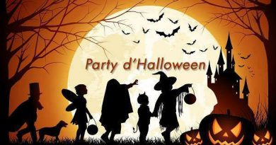 Party D'Halloween V 2.0 2017