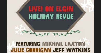 Live on Elgin Holiday Revue