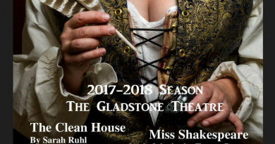 Three Sisters theatre company presents The Clean House