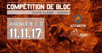 Coupe Québec – Étape 2 – Bloc