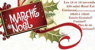 Marché de Noël de L'Outaouais