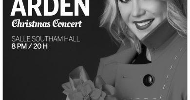 Jann Arden Concert de Noël