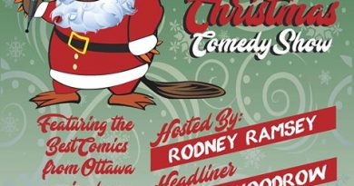 Absolute Christmas Comedy Show