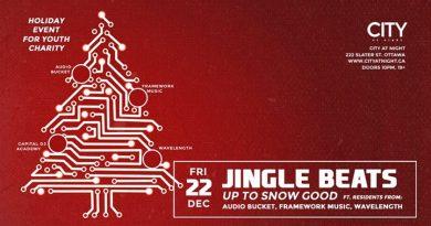 Jingle Beats: Up to Snow Good! – Fundraiser Dance Event