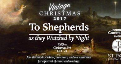 Vintage Christmas 2017