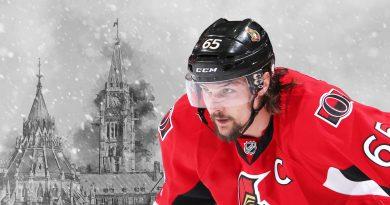 Les Bruins de Boston visitent les Senateurs d'Ottawa