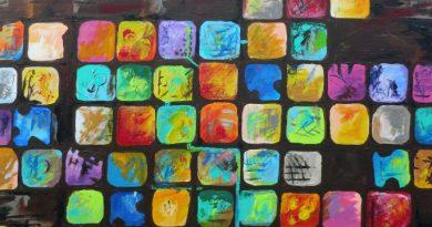 Maridi, peintures