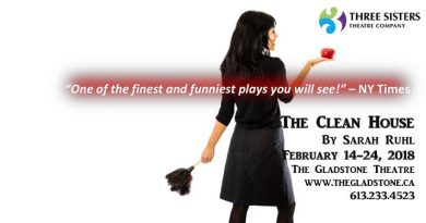 The Clean House by Sarah Ruhl @ The Gladstone Theatre