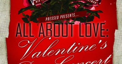 All About Love: Valentine's Day Concert
