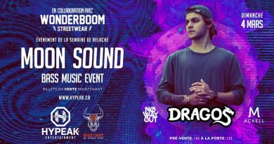 Moon Sound by Hypeak – Bass Music Event
