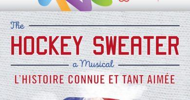 « The Hockey Sweater: The Musical est sur le point de triompher! »