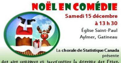 Noël en Comédie