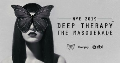 NYE 2019 Deep Therapy The Mascquerade