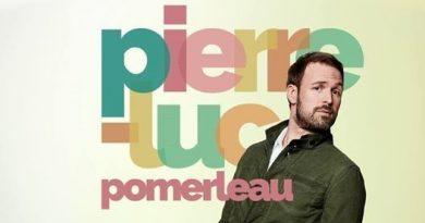 Pierre-Luc Pomerleau en spectacle à Gatineau