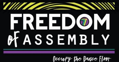 Freedom of Assembly – Occupy the Dance Floor