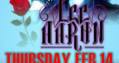 The Brass Monkey a Valentine's Day party with Lee Aaron!