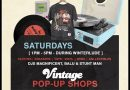 Kinki Lounge Kitchen presents VINYL & VINTAGE