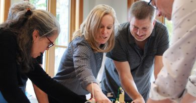 LEGO® SERIOUS PLAY® methods Teams and Groups facilitator certification training