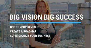 Big Vision – Big Success Ottawa @ Bambou restaurant