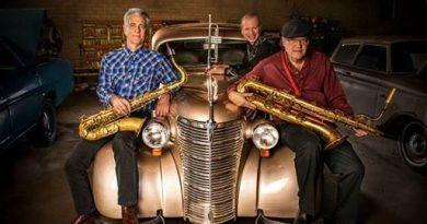 The Texas Horns at The Rainbow