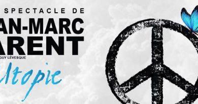 Jean-Marc Parent présente son spectacle Utopie à laSalle Odyssée