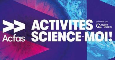 Science moi! – Activités grand public du 87e Congrès de l'Acfas
