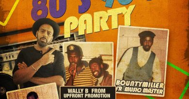 The Cross presents tThe Return of 80's 90's Party