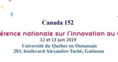 3ème édition de la Conférence nationale sur l'innovation au Canada