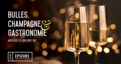 Soirée Bulles, Champagne & Gastronomie au Bistro Épicure