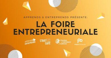 Foire Entrepreneuriale Apprends & Entreprends