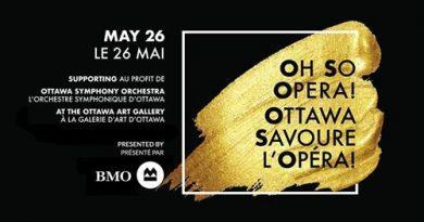 Ottawa Savoure l'Opéra