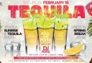 Tequila Spring Break Szn – Reading Week Party @ Maison Nightclub